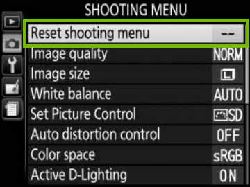 Factory-Reset-a-Nikon-D5600