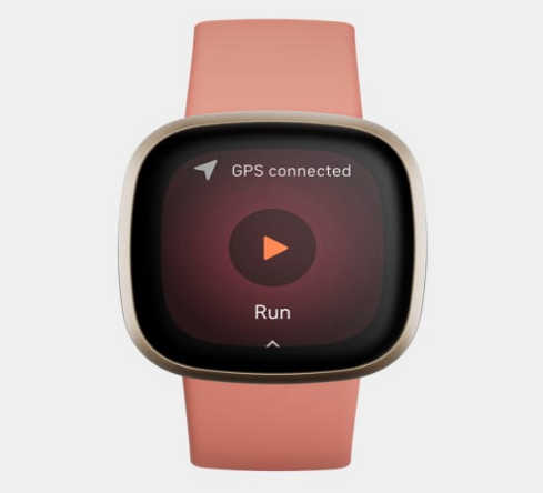 It comes with new features including a built-in GPS