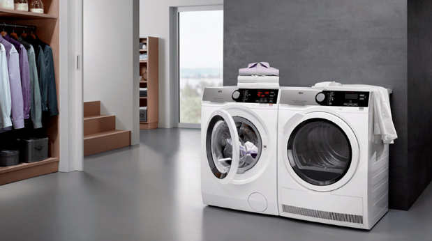 A combo doesn't take as much space as standalone appliances