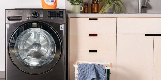 A washer dryer combo is an excellent choice for small houses